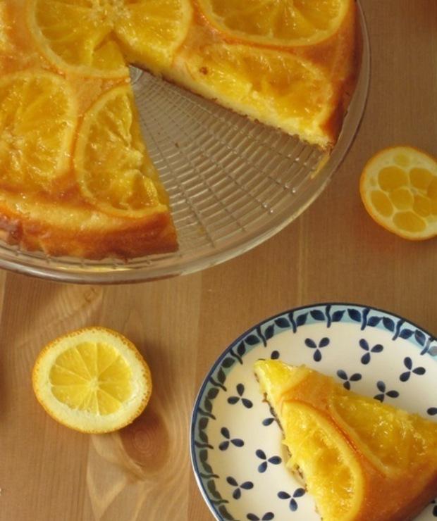 Odwrócone ciasto z pomarańczami - Inne