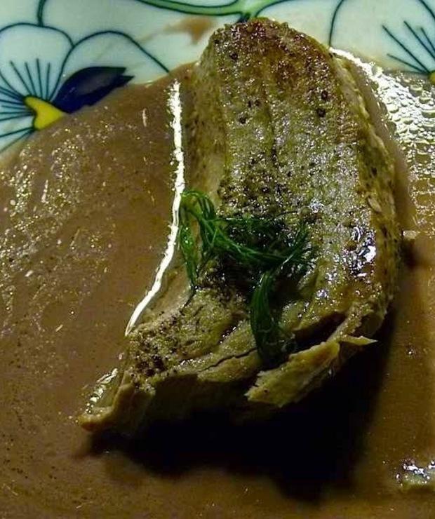 Stek z tuńczyka - Tuńczyk