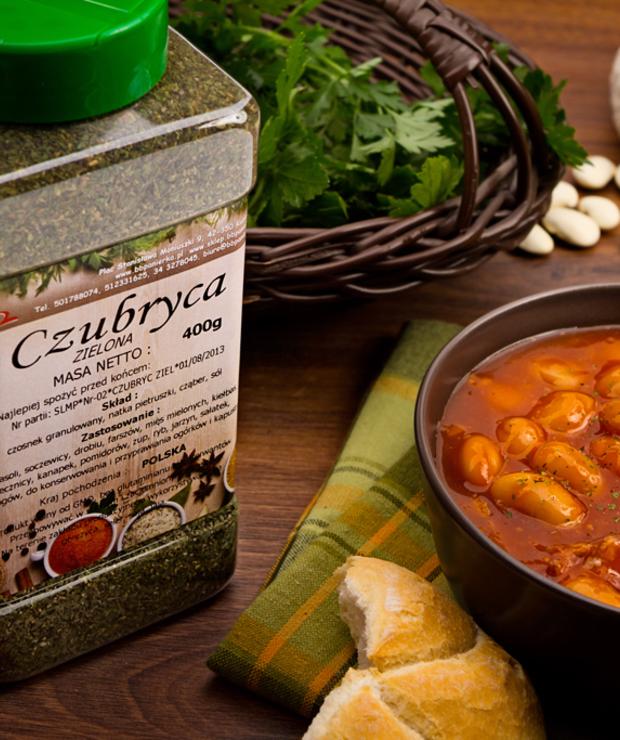 Czubryca Zielona – mieszanka ziół kuchni Bułgarskiej… - Baranina