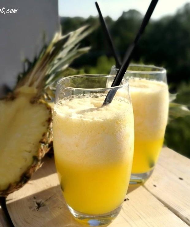 Ananasowe szaleństwo  - Zimne
