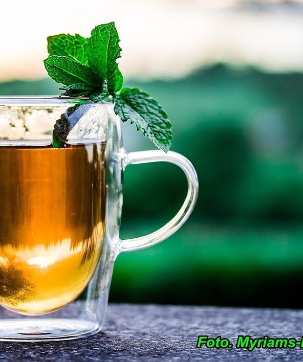 Herbatka oczyszczająca i odtruwająca cały organizm. - Zimne