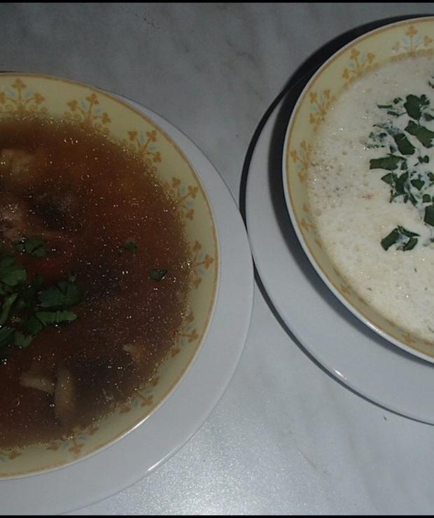 Zupa grzybowa - Inne