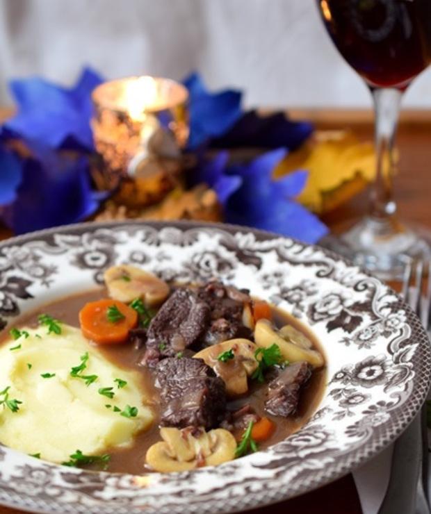 Boeuf bourguignon, czyli wołowina po burgundzku - Wołowina