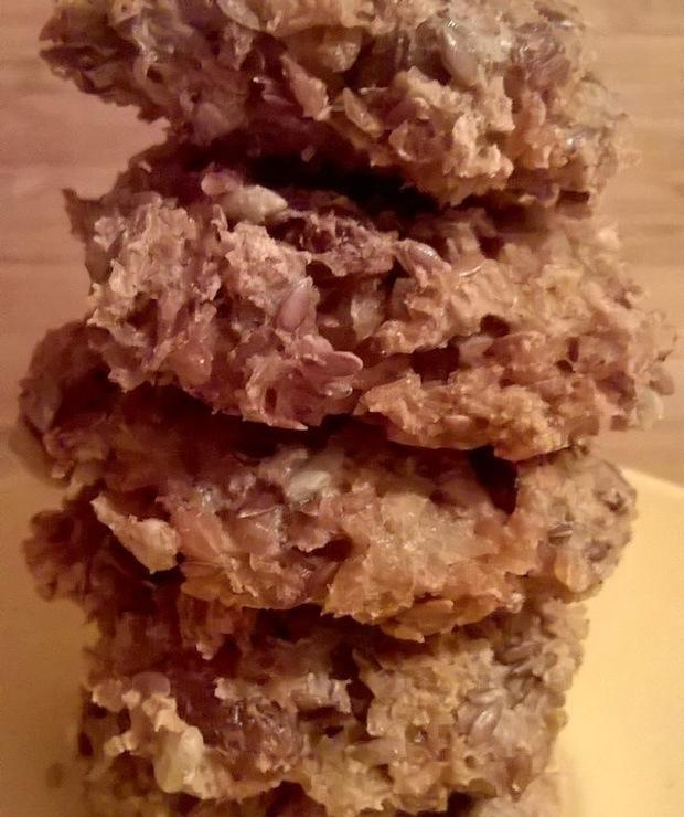 Ciasteczka gryczane - Ciastka