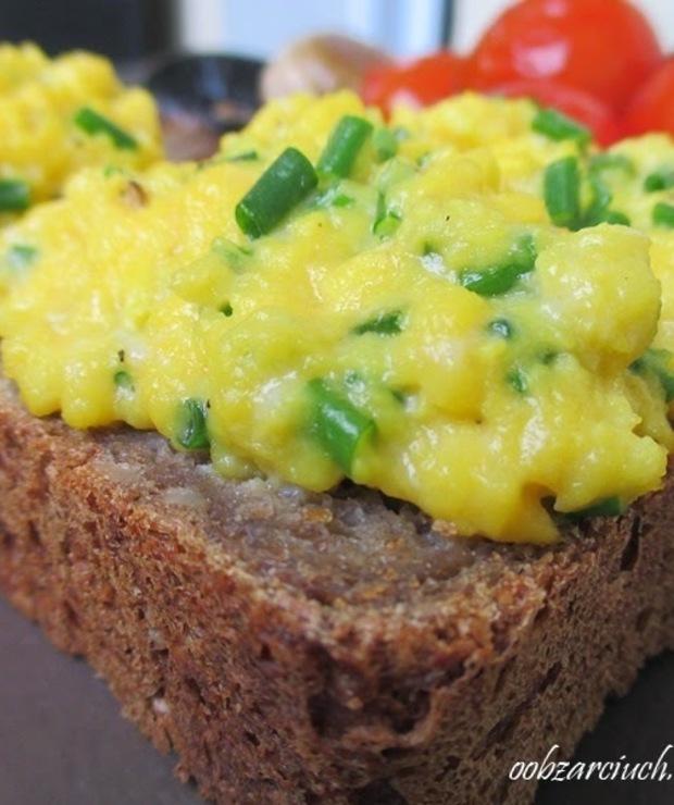 Jajecznica według Gordona Ramsaya - Jajka i omlety