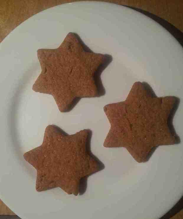 Korzenne ciasteczka - Ciastka