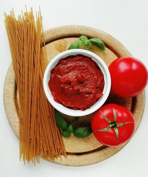 Domowy sos marinara - Warzywne