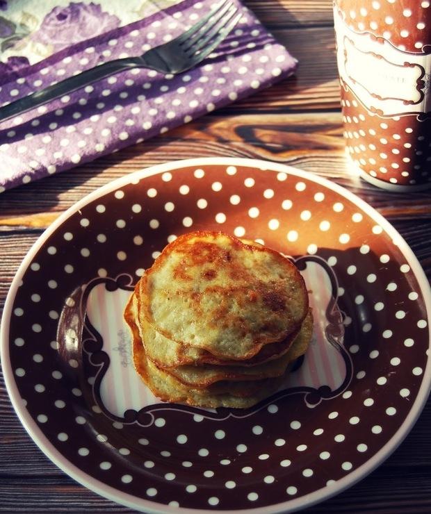 Jedz te dwu-składnikowe pankejki każdego ranka a zobacz jak Twój tłuszczyk znika! - Jajka i omlety