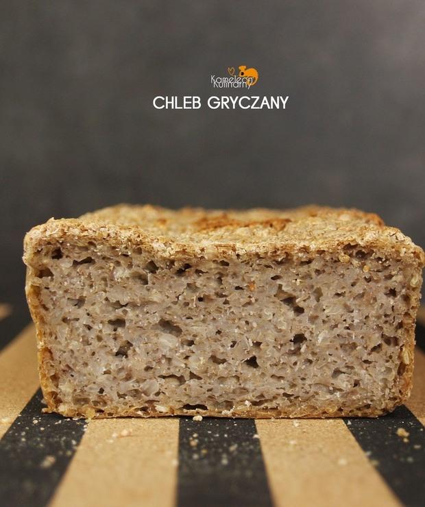 CHLEB GRYCZANY - Chleby