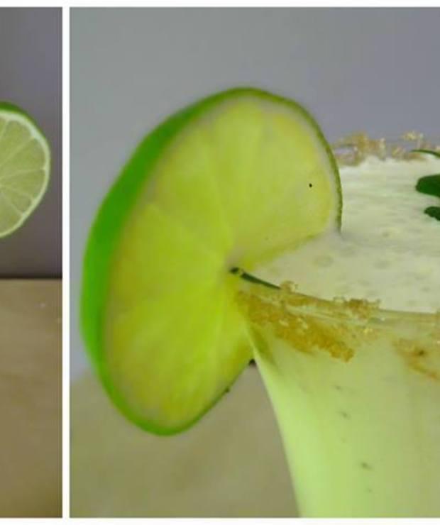 smaczny i zdrowy koktajl jogurtowo- bananowy… - Zimne