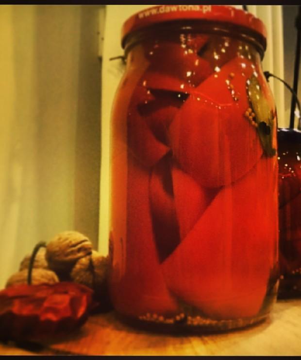 Papryka marynowana (konserwowa) - Warzywne