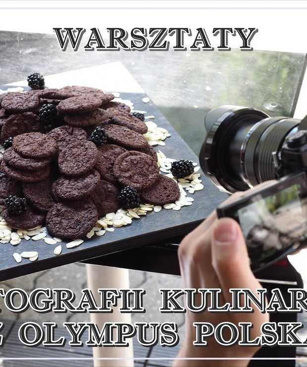 Warsztaty fotografii kulinarnej z Olympus Polska - Sklepy