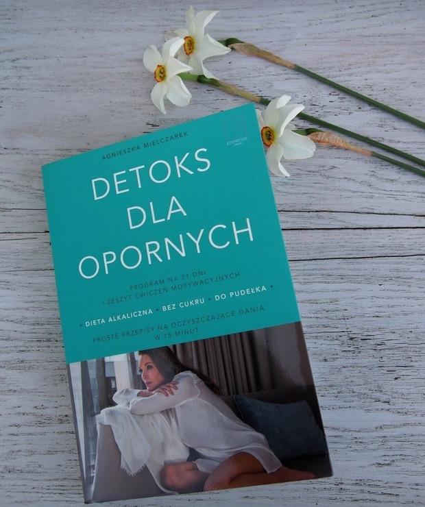 Detoks dla opornych Agnieszka Mielczarek - Produkty