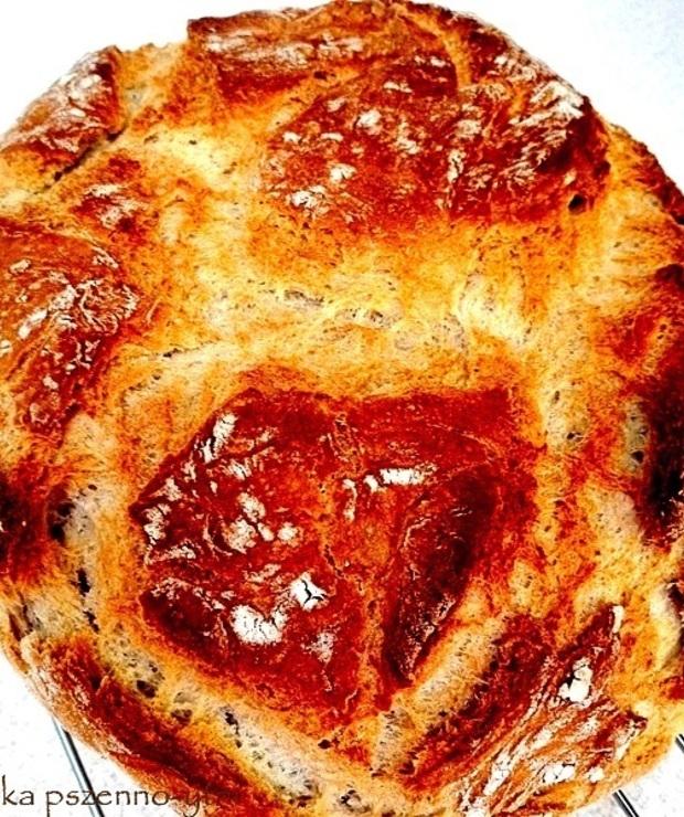 Najlepszy chlebuś, który robi się sam - Chleby