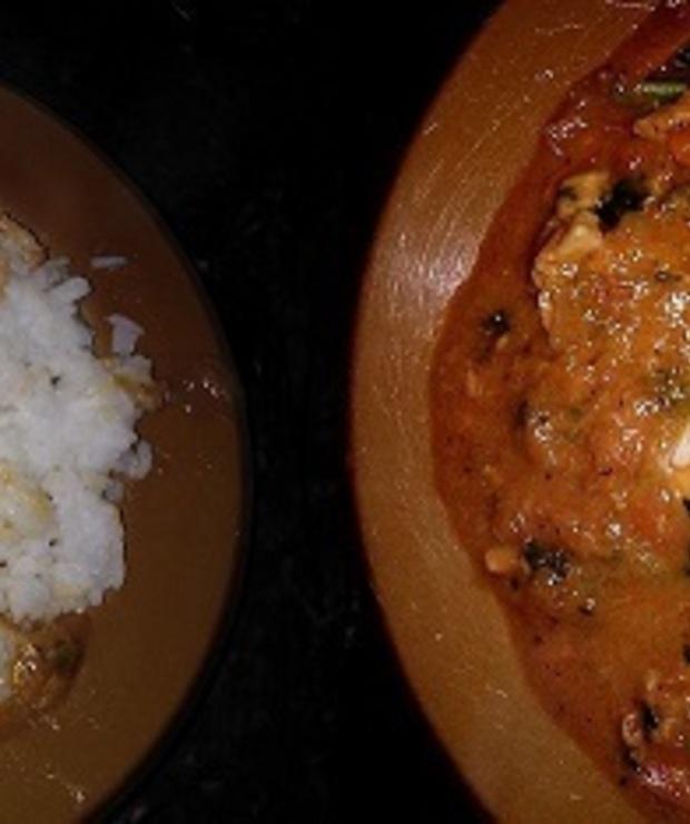 Curry z cukinią - Wieprzowina