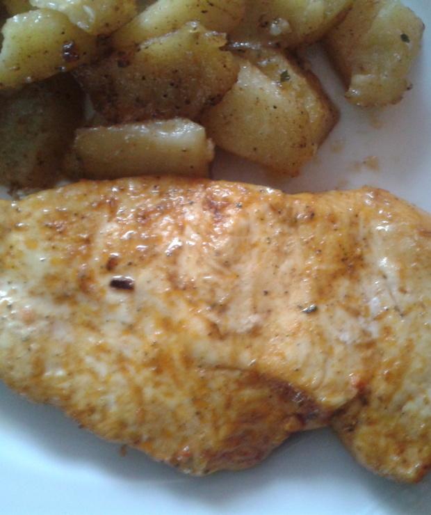Grillowana pierś z kurczaka - Drób