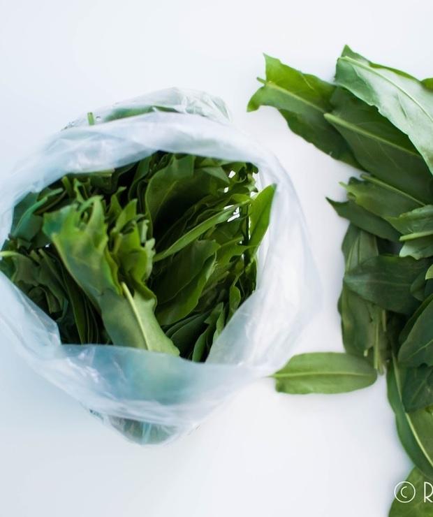 zupa szczawiowa - Z warzywami