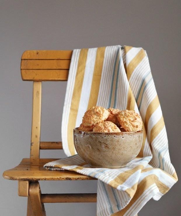 Lekkie ciasteczka kokosowe - Desery i ciasta