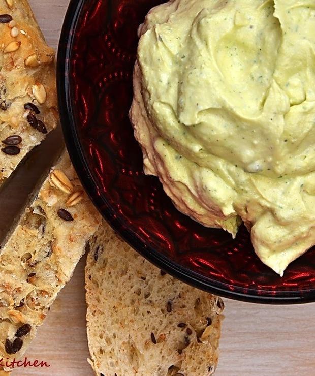 Pasta jajeczna z rzeżuchą - Pasty do chleba