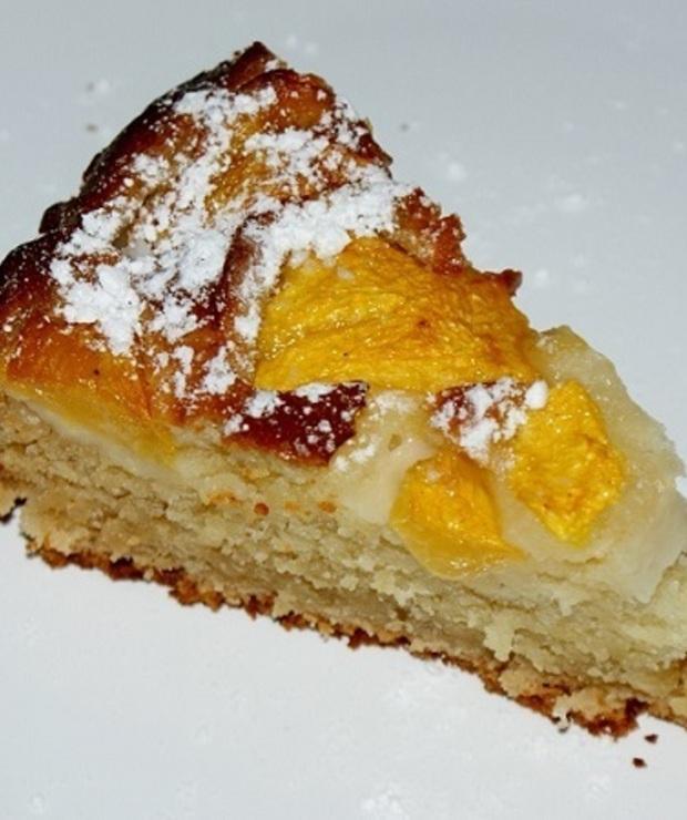 Jogurtowe ciasto z brzoskwiniami - Inne